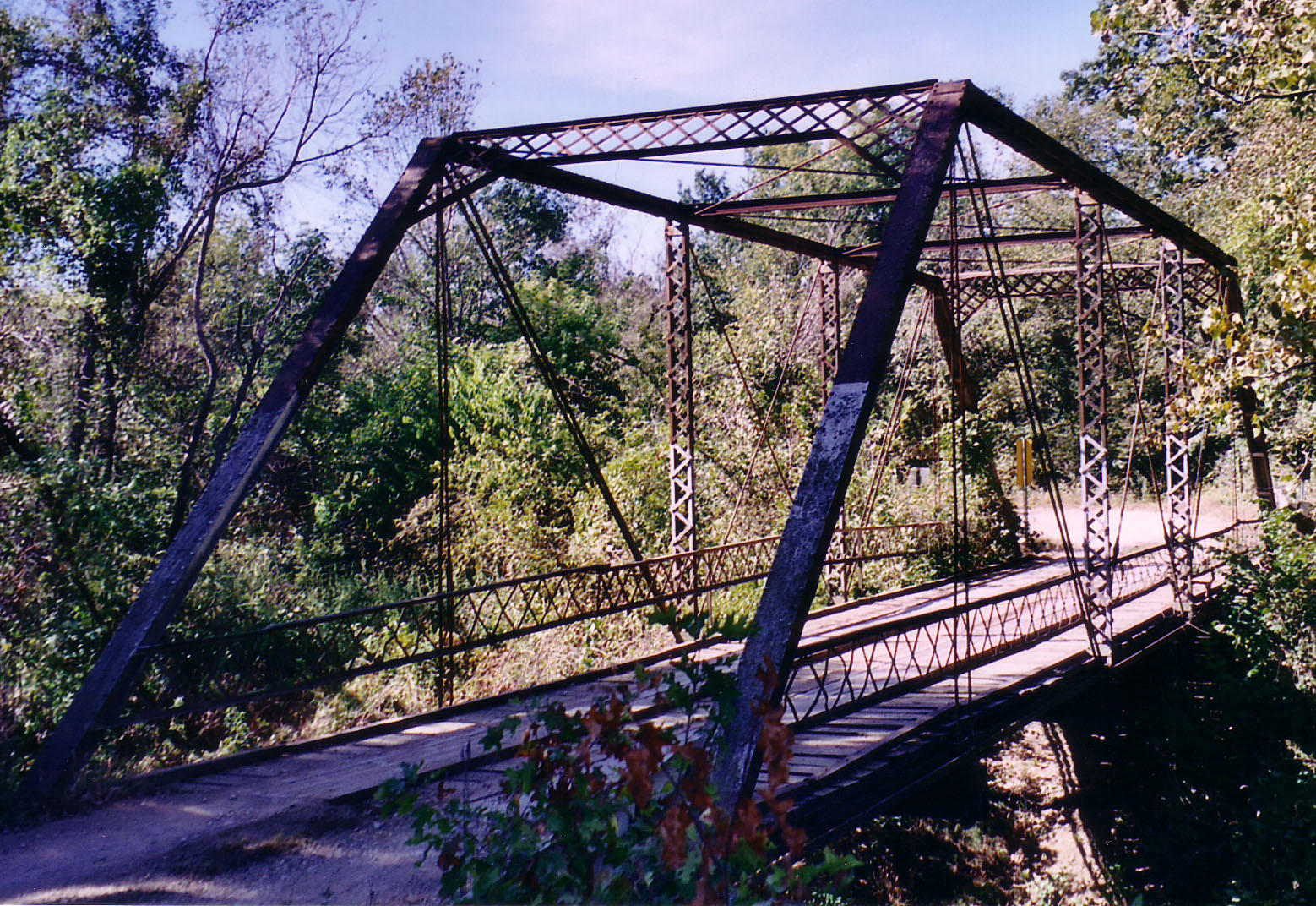 Honey Creek Bridge