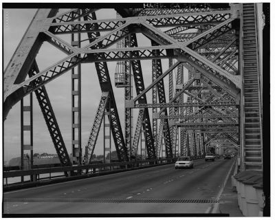 bridgehunter com   carquinez straits bridge  1927