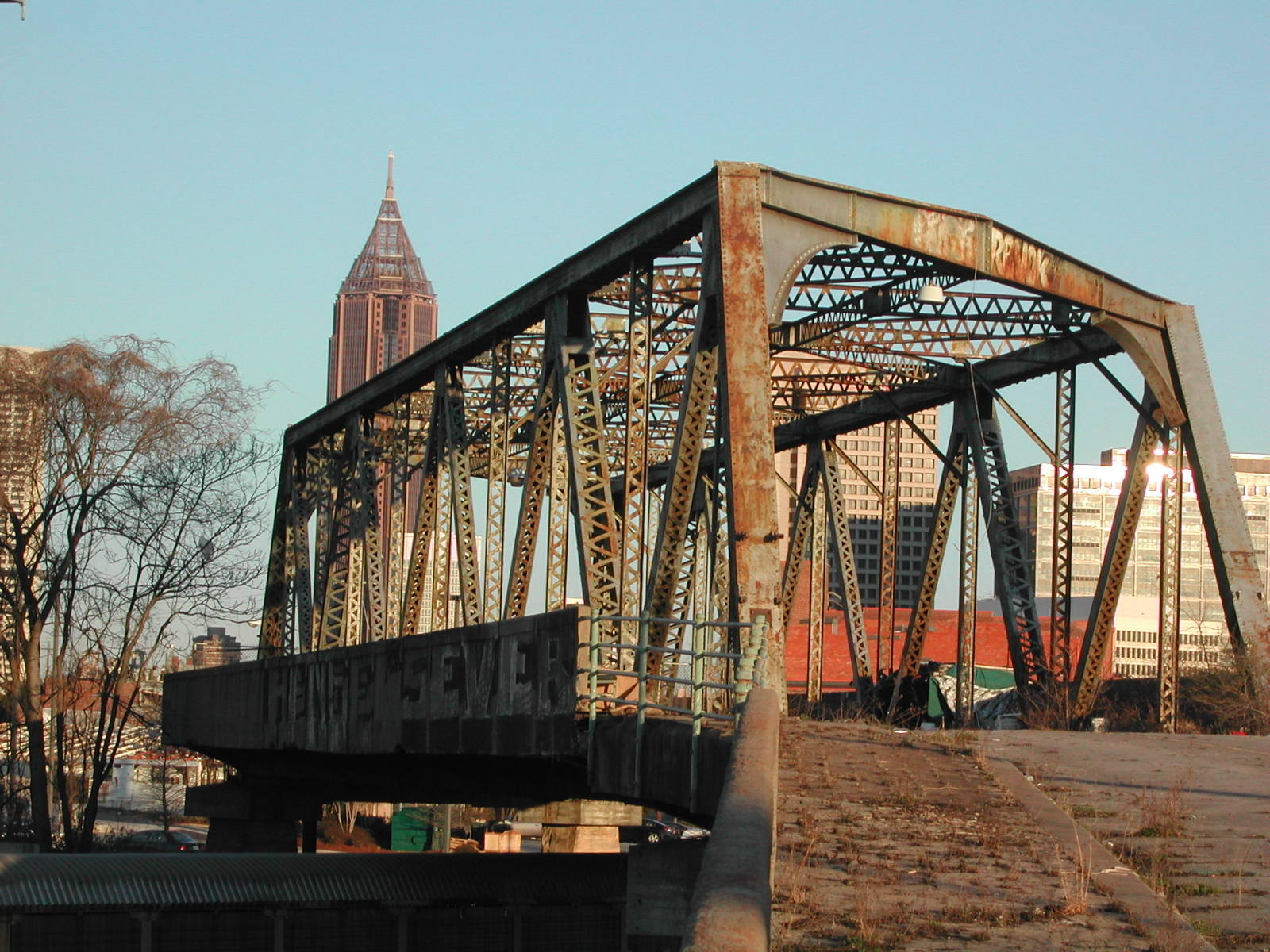 Bridgehuntercom Bankhead Avenue Bridge