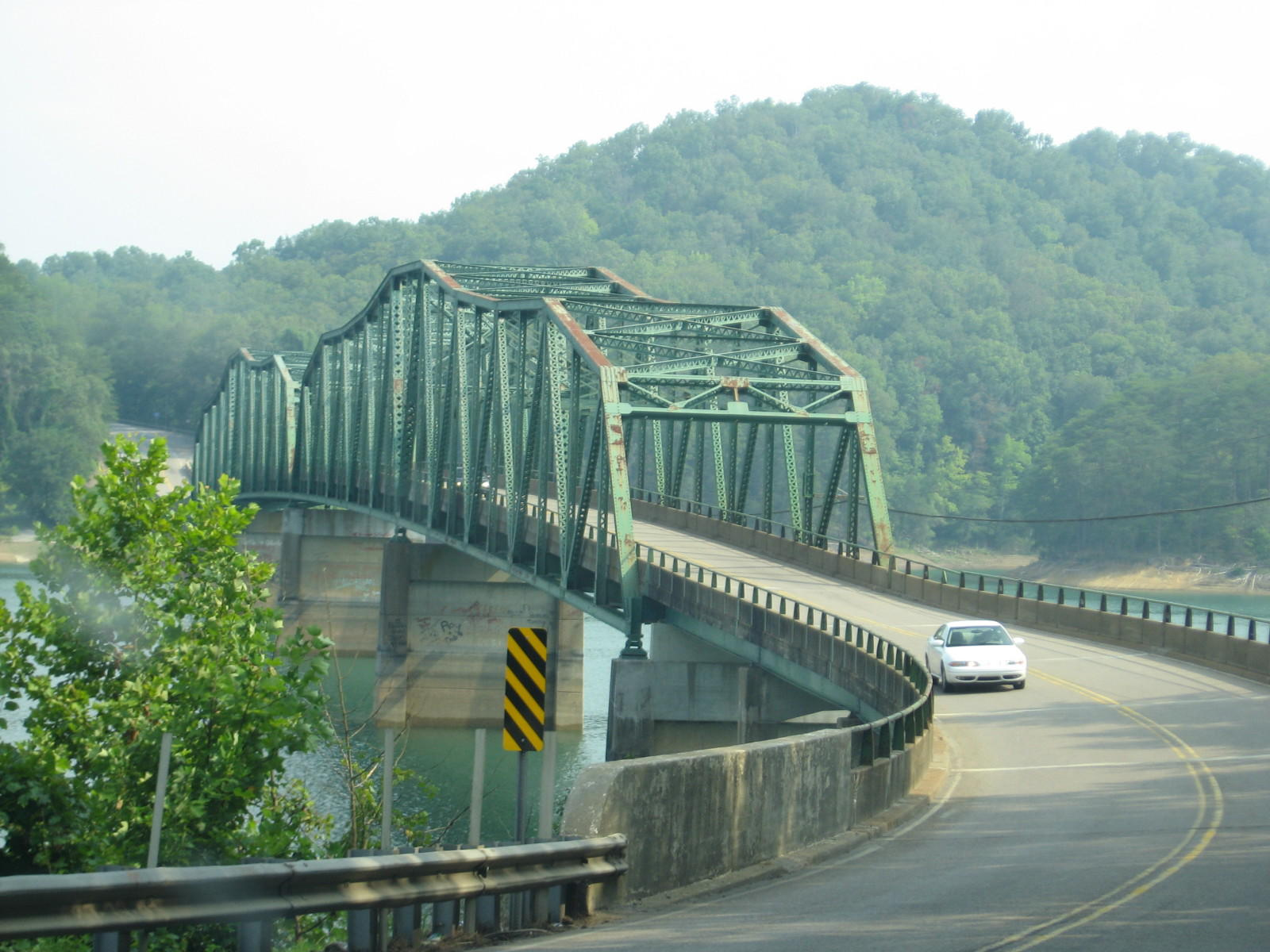Bridgehunter Com Union County Veterans Memorial Bridge