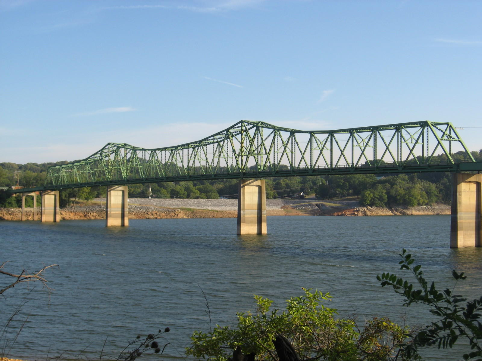 Bridgehunter Com Dandridge Bridge