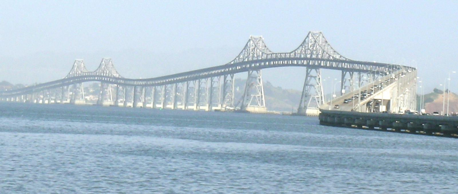 Bridgehunter Com Richmond San Rafael Bridge