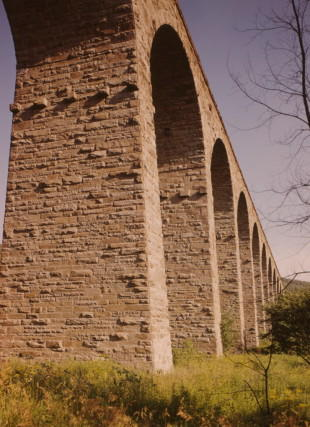 Bridgehunter.com | Starrucca Viaduct