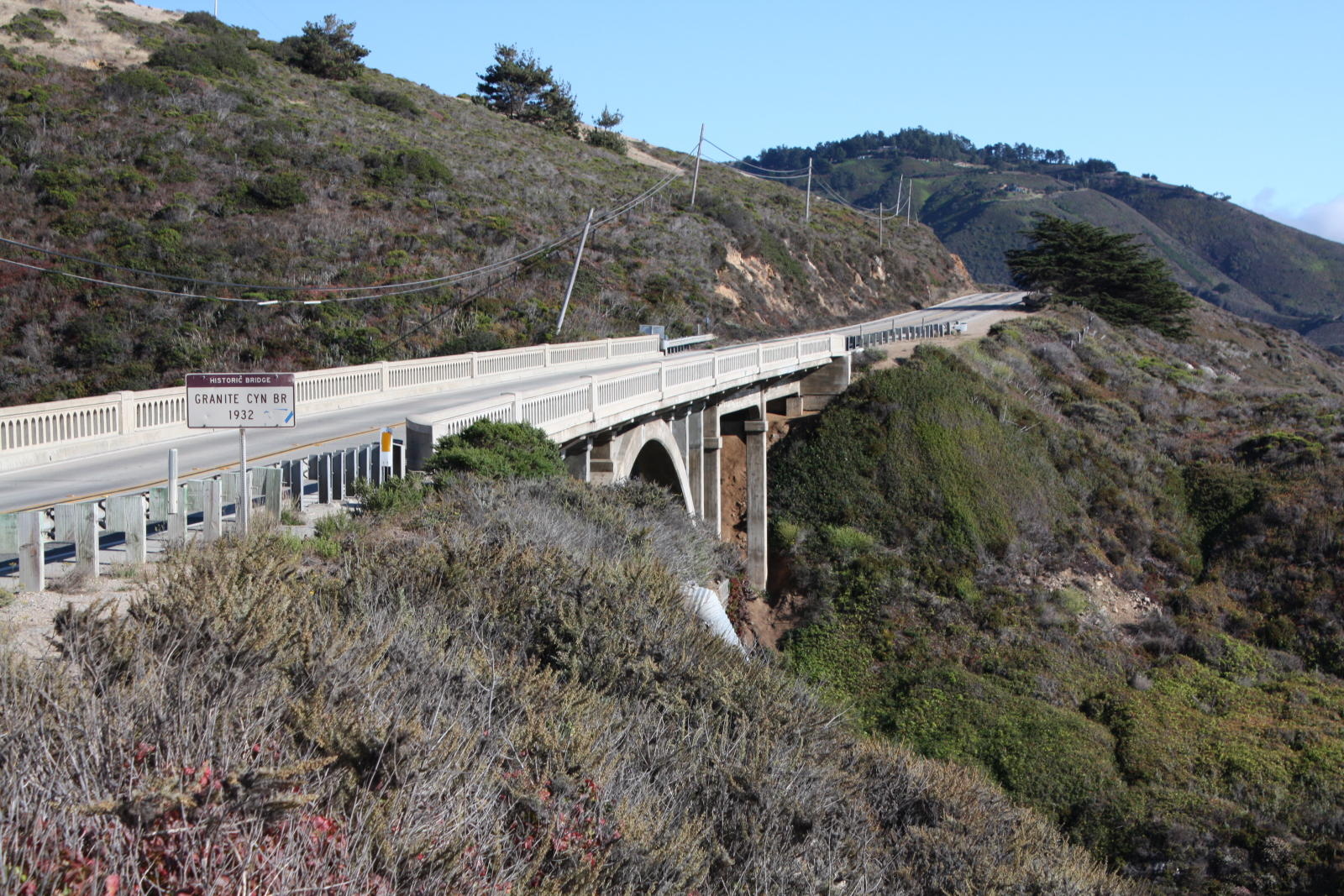 Bridgehunter Com Granite Canyon Bridge