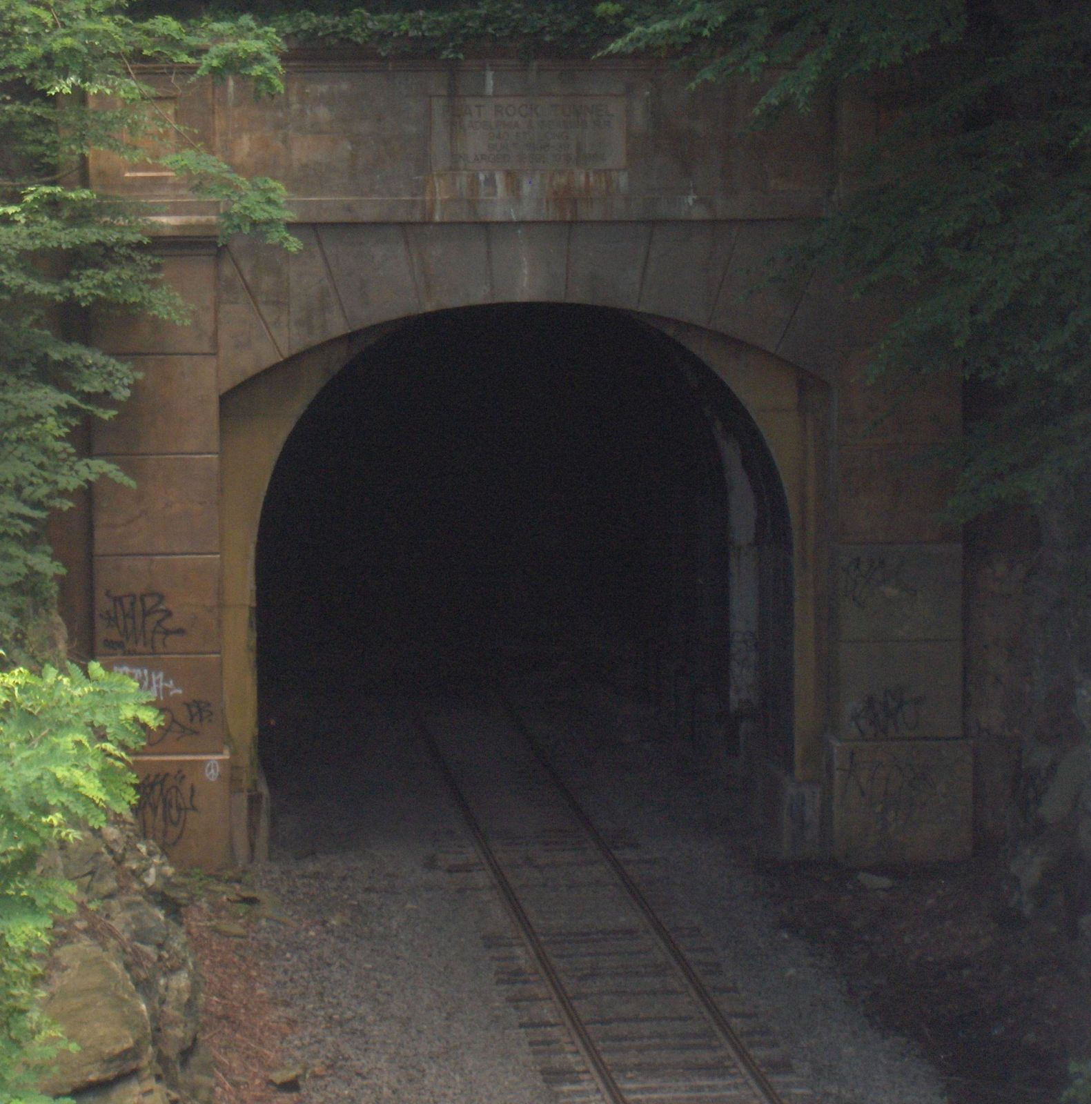 North Norfolk Stories: NS - Flat Rock Tunnel