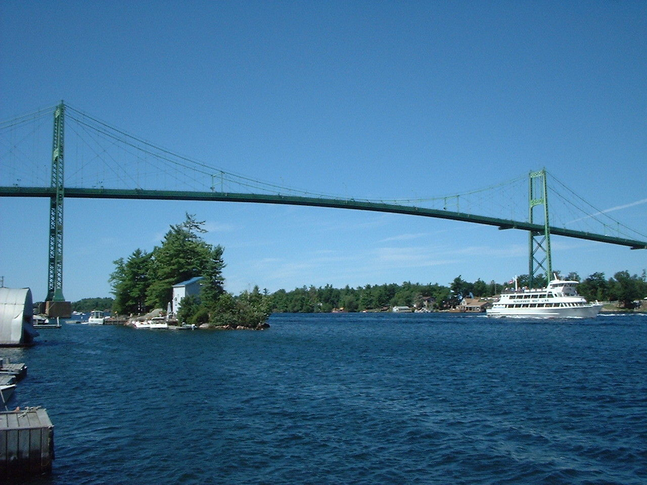 Connecticut To Thousand Islands