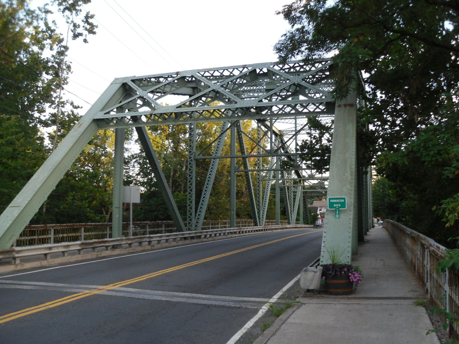 Bridgehunter.com | Unionville Bridge