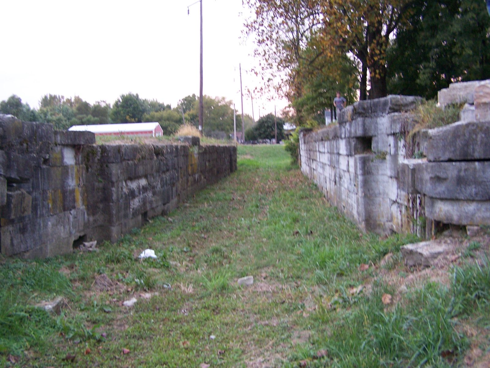 Indiana wabash county lagro - Canal Lock Keepers Home