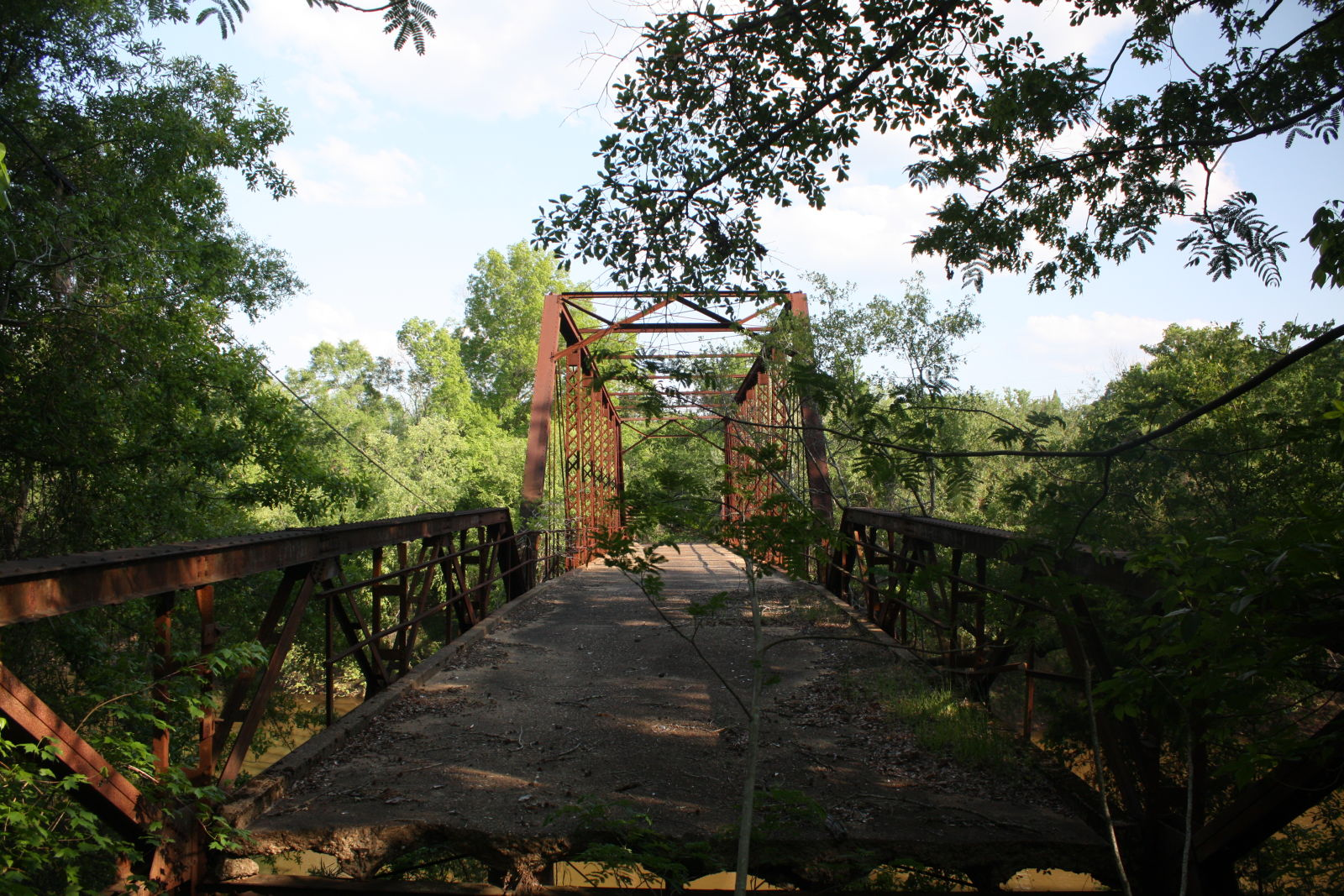 Bridgehunter Com Cr 29 Cahaba River Bridge