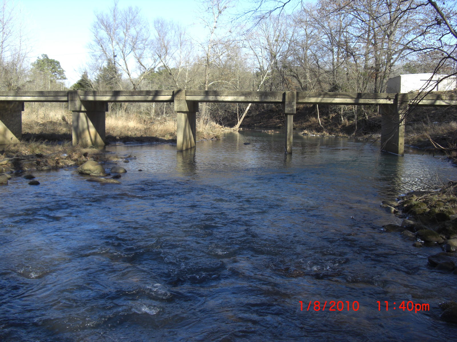 Big Shoal Creek Bridge
