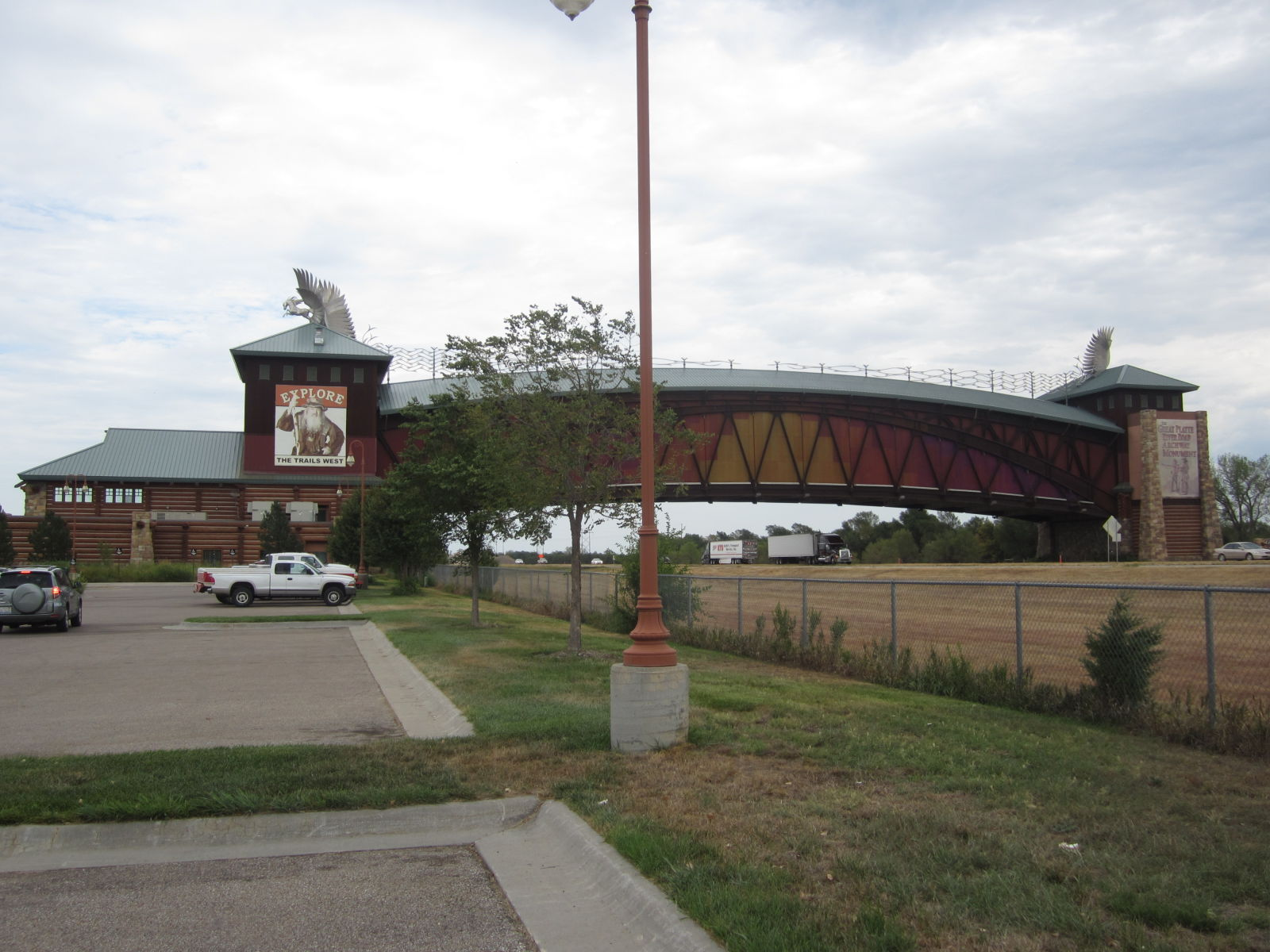 Great Platte River Road Archway