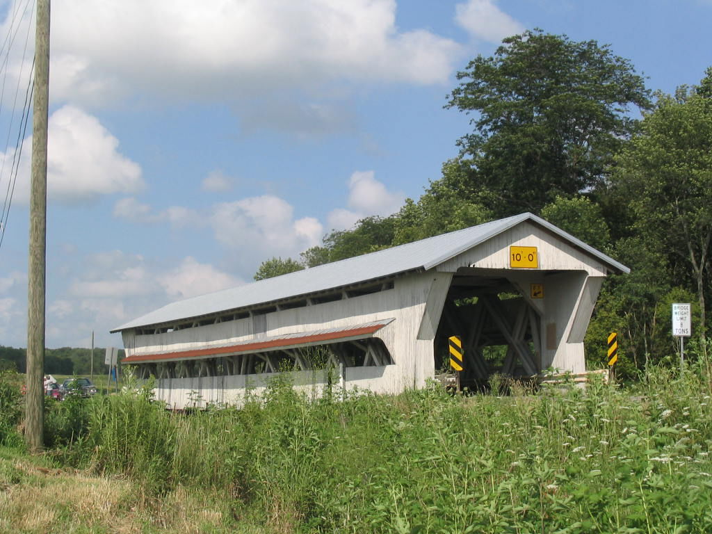 Union County Covered Bridges Tour