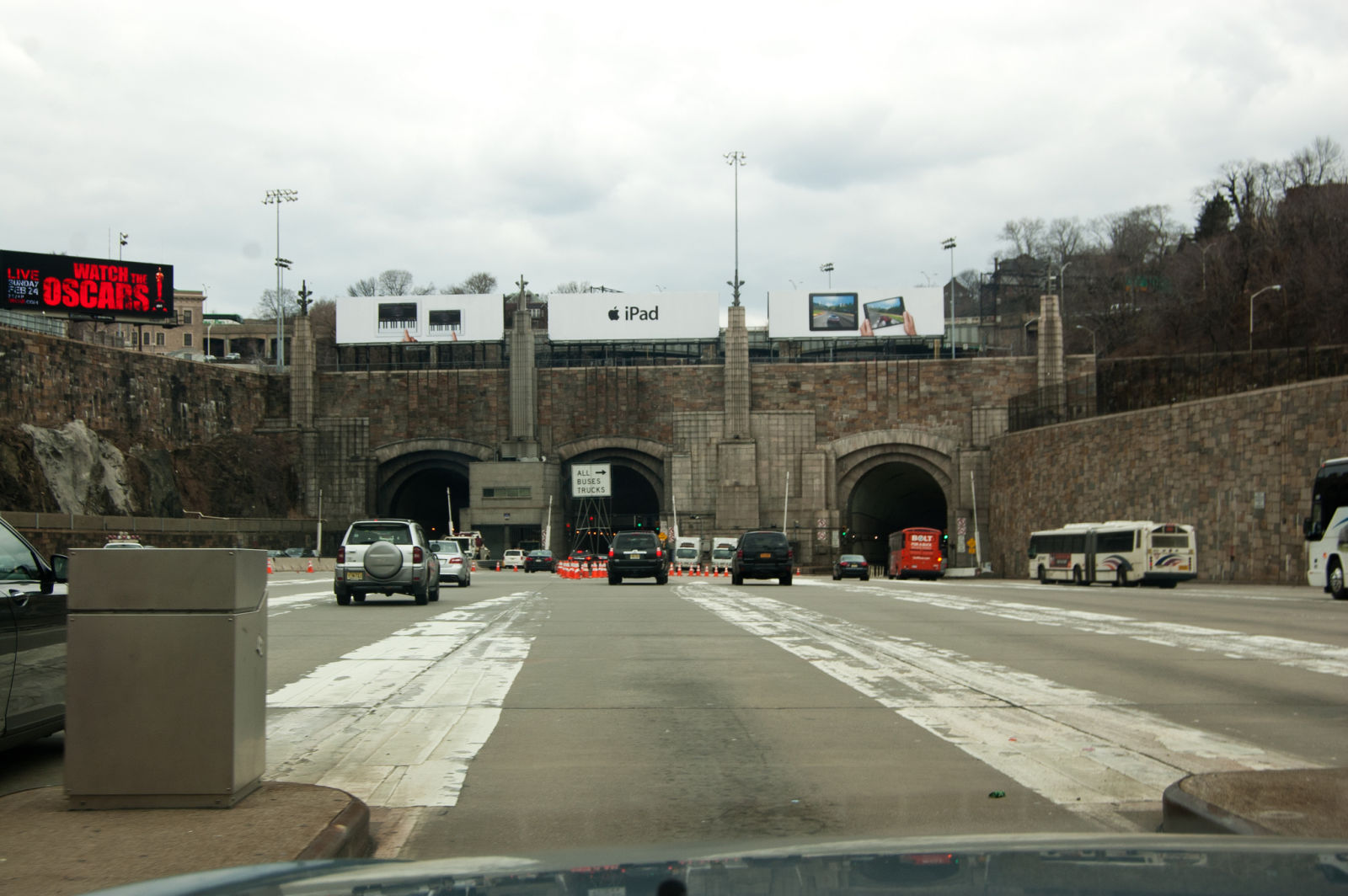 Bridgehunter Com Lincoln Tunnel