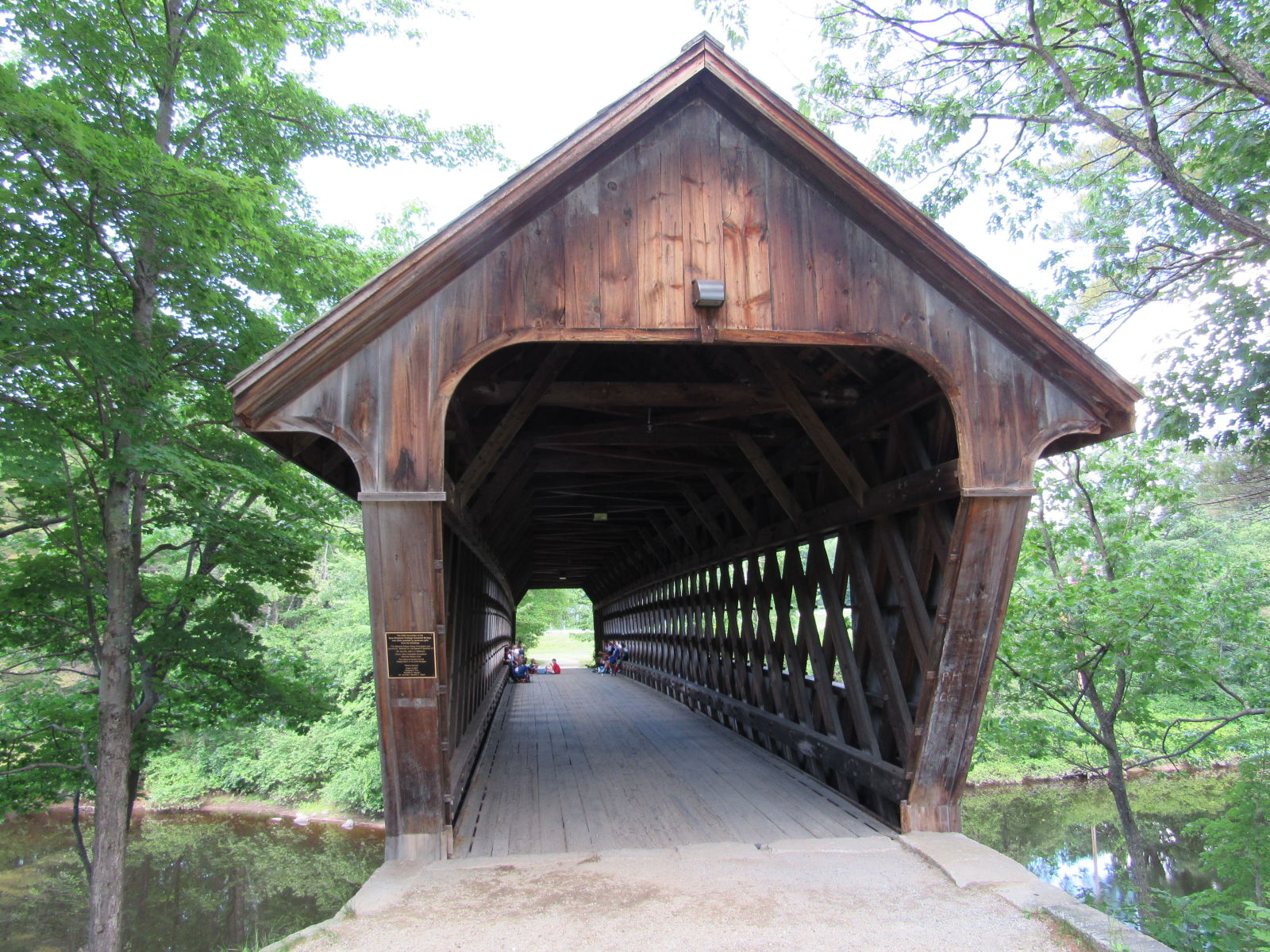 New England Fall Foliage Escorted Tour | Complete North ... |New England Covered Bridges Tour