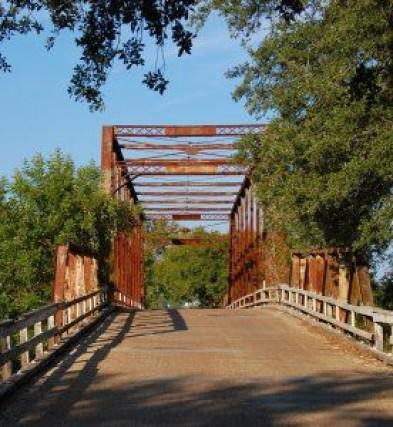 Bridgehunter Com North Bosque River Bridge