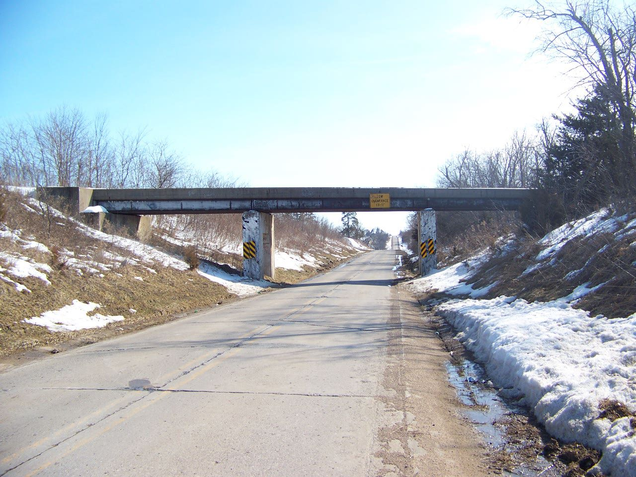 ISRY - 645th Avenue Overpass